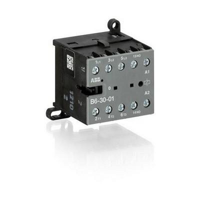 Миниконтактор ABB K6-22-Z, 3A (400В AC3) катушка управления 24В AC