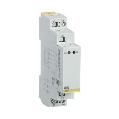 Реле контроля фаз ИЭК ORF 03. 3ф 220-460В AC