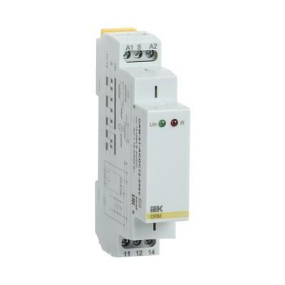 Импульсное реле ИЭК ORM. 1-контакт, 230В AC