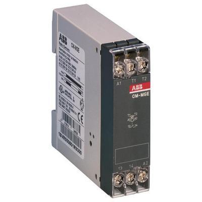 Термисторное реле защиты двигателя ABB CM-MSE питание 220В AC 1НО контакт