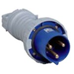 Вилка кабельная ABB 216P6W 16А 2P+E IP67, силовая, переносная