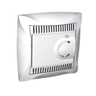 Терморегулятор теплого пола Schneider Electric Дуэт 10A белый