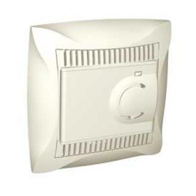 Терморегулятор теплого пола Schneider Electric Дуэт 10A бежевый