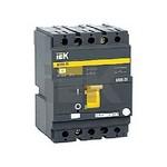 Автоматический выключатель ВА 88-33 3-полюсный 100А 35кА ИЭК (IEK)