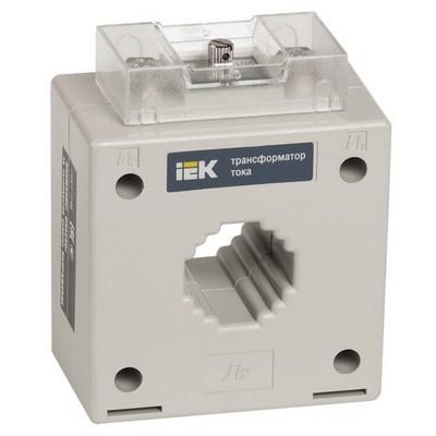 Трансформатор тока ИЭК ТШП-0,66 500/5А 5ВА, класс точности 0,5 габарит 40