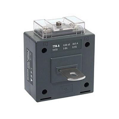 Трансформатор тока ИЭК ТТИ-А 400/5А 10ВА, класс точности 0,5
