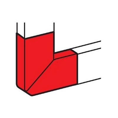 Legrand DLPlus угол плоский переменный для мини-плинтусов 20x12,5 белый