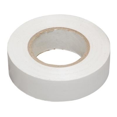 Изолента 0,13х15 мм белая 10 метров ИЭК UIZ-13-10-10M-K01