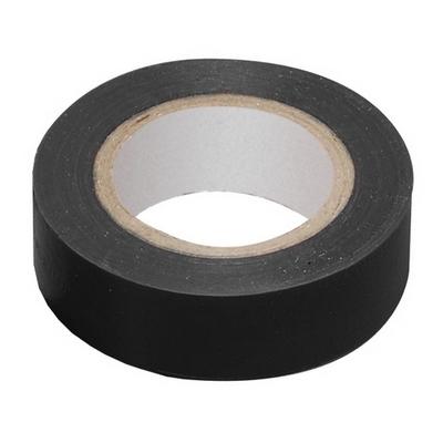Изолента 0,13х15 мм черная 10 метров ИЭК UIZ-13-10-10M-K02