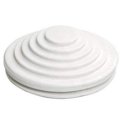 Сальник кабельный ИЭК d=20мм (отверстия бокса 22мм) белый