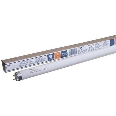 Люминесцентная лампа линейная Osram T8 L 18W/640 G13, теплый белый цвет, 590mm
