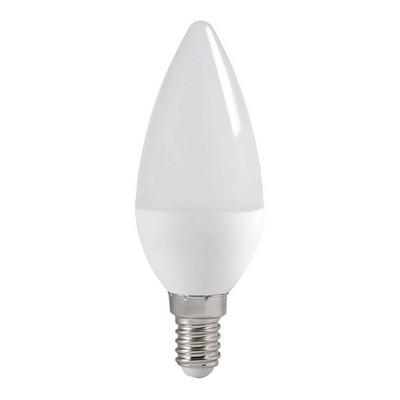 Лампа светодиодная ИЭК ECO C35 свеча 5Вт 230В 4000К E14