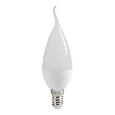 Лампа светодиодная ИЭК ECO CB35 свеча на ветру 5Вт 230В 3000К E14
