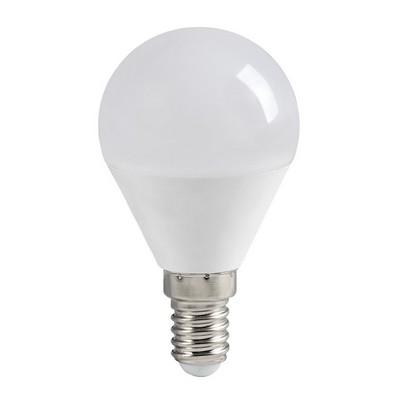 Лампа светодиодная ИЭК ECO G45 шар 3Вт 230В 3000К E14