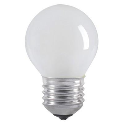 Лампа накаливания G45 40Вт E27 шар матовая ИЭК