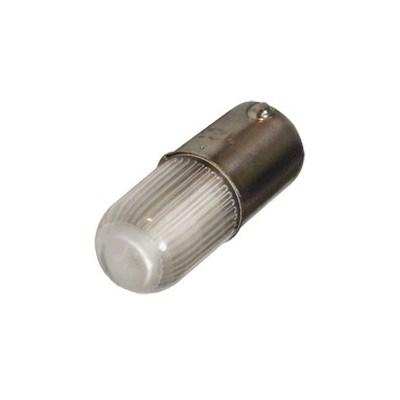 Лампа индикаторная ИЭК, сменная красная неон/230В
