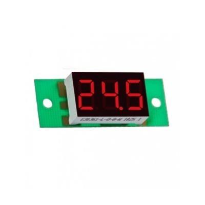 Вольтметр цифровой DigiTOP Вм-14/1, 230в, постоянного ток, без корпуса, однофазный, 0-99,9B