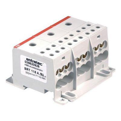 Блок распределительный (кросс-модуль) BRT115A 115A 3-полюсный