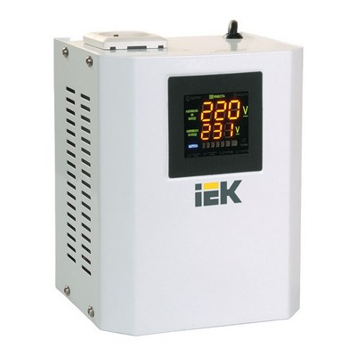 Стабилизатор напряжения серии Boiler 0,5 кВА ИЭК