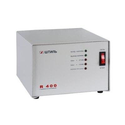 Стабилизатор напряжения Штиль R-400 электронный 400ВА, Uвх=165-265В Uвых=205-235В