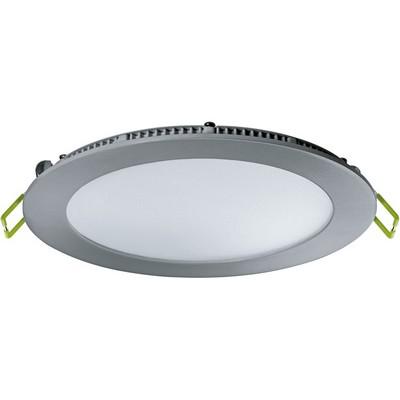 Светодиодная панель Navigator 71 376 NLP-R1-7W-R120-830-SL-LED (d120) встраиваемый круг