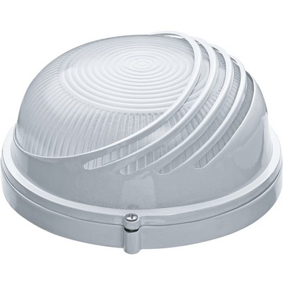 Светильник Navigator ЖКХ, 94 817 NBL-R3-60-E27, белый, круг ресничка, 60Вт IP54