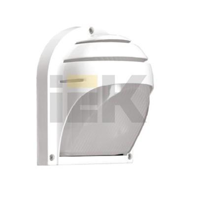 Светильник ИЭК ЖКХ НПП2501, белый, ресничка, 60Вт IP54