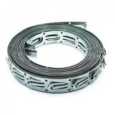Монтажная перфолента саморегулирующего кабеля ( Оцинкованая сталь ) 10м.