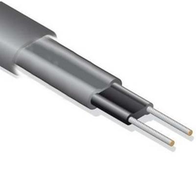 Саморегулирующийся кабель греющий GWS / Decker SRL 16-2 мощность 16 Вт/м ( обогрев труб ) Южная Корея
