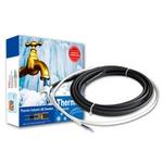 Саморегулирующийся кабель THERMO FreezeGuard для обогрева труб 1м, 25 Вт/м