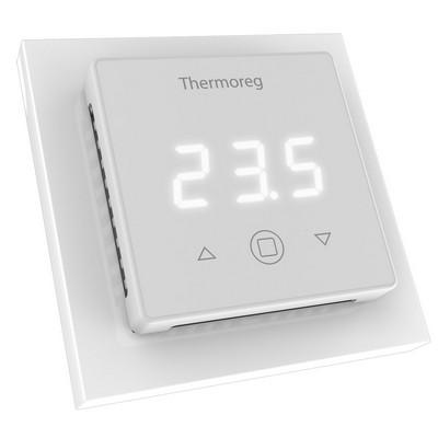 Терморегулятор теплого пола THERMO Thermoreg TI-300 с сенсорным управлением