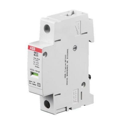 Ограничитель перенапряжения УЗИП ABB OVR T2 40-275 (x20)