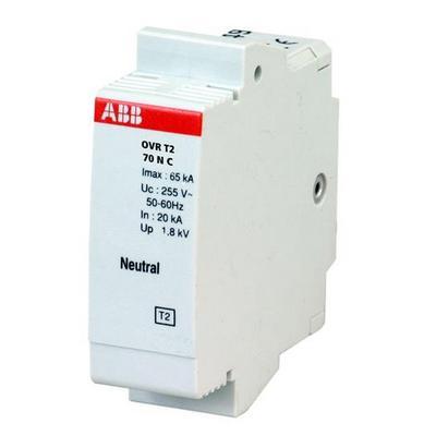 Ограничитель перенапряжения УЗИП ABB OVR T1-T2 12.5-275s P QS