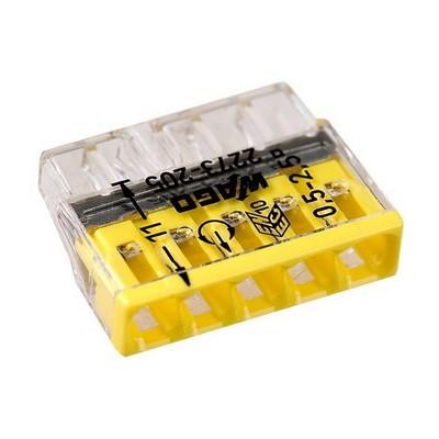Клемма соединительная WAGO 2273-205 для распределительных коробок