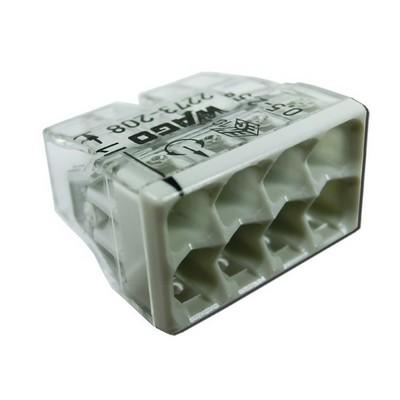 Клемма соединительная WAGO 2273-208 для распределительных коробок