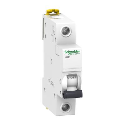 Автоматический выключатель Schneider Electric Acti9 iK60, 1-полюс, 16 Ампер, характеристика C, 6кА