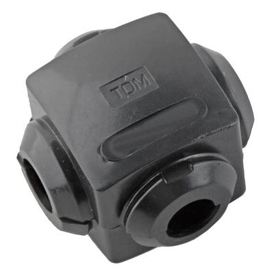 Сжим ответвительный У-731М (4-10 : 1,5-10 мм2) IP20 TDM