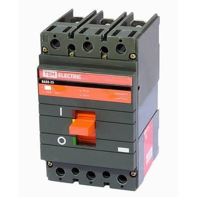Автоматический выключатель ВА88-35, 3-полюсный,  63 Ампер, 35кА, TDM