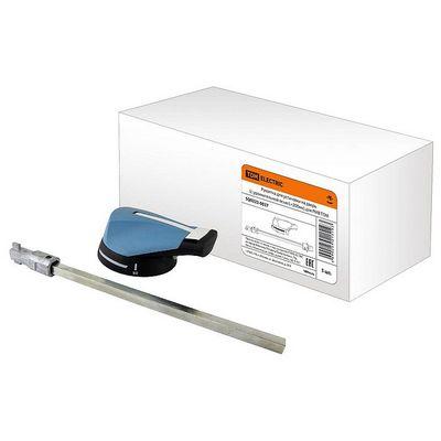 Рукоятка для установки на дверь (с удлинительной осью L=200мм) для РМВ, TDM