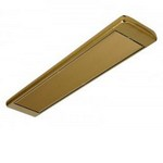 Обогреватель инфракрасный потолочный АЛМАК ИК-5 500 Вт золото