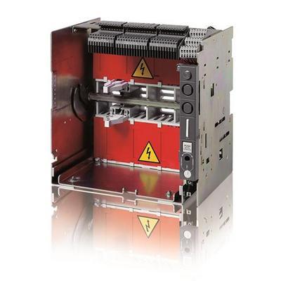 Фиксированная часть втычного исполнения автоматических выключателей ABB Sace Tmax XT4 P FP 3p EF