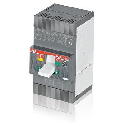 Автоматический выключатель ABB Tmax XT1B 160 TMD 16-450 3p F F
