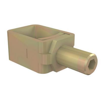 Выводы силовые FC Cu для стационарного выключателя ABB Sace Tmax XT1 (комплект из 3шт.)