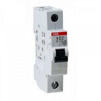 Автоматический выключатель ABB SH201L C10 1-полюсный