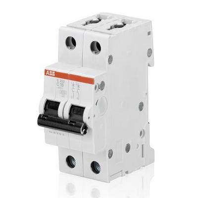 Автоматический выключатель ABB SH202L C10 2-полюсный
