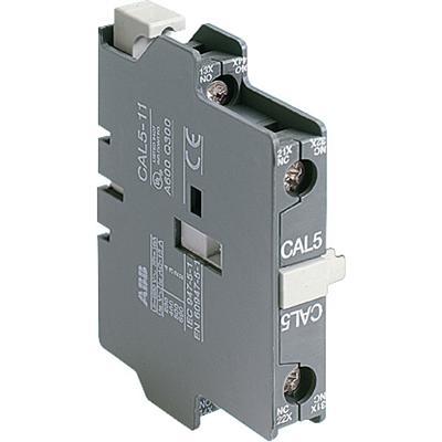 Контактный блок боковой CAL5-11 1 HO+1НЗ для контакторов A9.A75 ABB