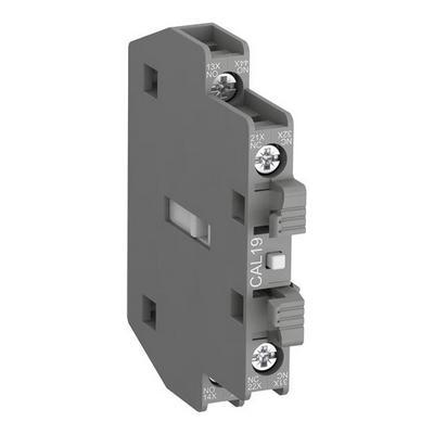 Контактный блок CAL19-11 боковой 1HO+1НЗ для контакторов АF116-АF370