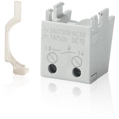 Вспомогательный контакт нижний ABB НЗ S2C-H01