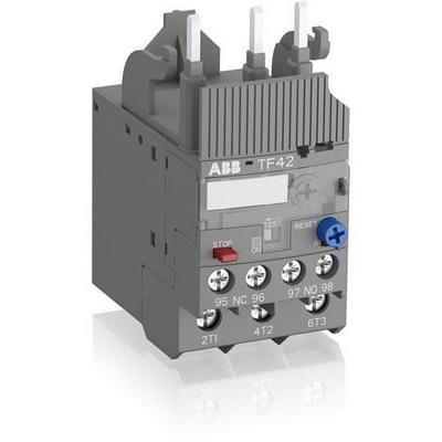 Реле перегрузки тепловое ABB TF42-0.41 диапазон уставки 0.31-0.41А для контакторов AF09-AF38