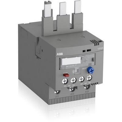 Реле перегрузки тепловое ABB TF65-28 диапазон уставки 22.0 - 28.0А для контакторов AF40, AF52, AF65, класс перегрузки 10